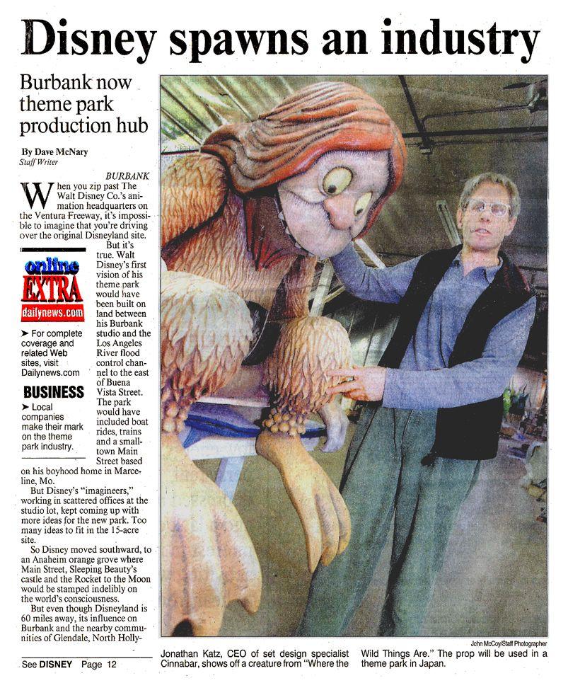 Cinnabar in Daily News