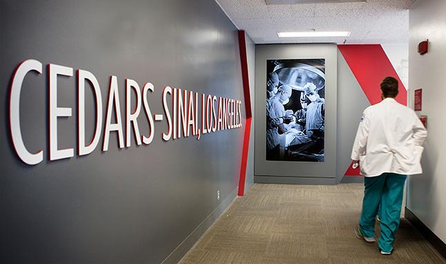 Cedars-Sinai Hospital Conservancy Exhibit